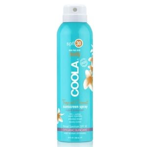 COOLA Spray SPF 30 Tropical Coconut - Eco-Lux Size